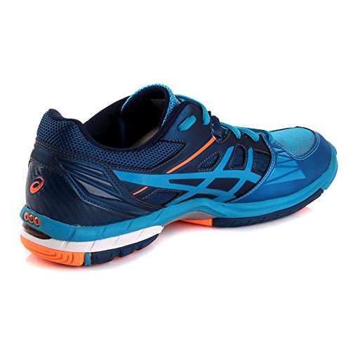 Asics Herren Gel-Volley Elite 3 Volleyballschuhe Blau