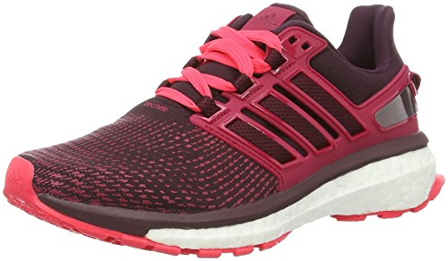 adidas Energy Boost Atr, Chaussures de Running Compétition Femme, Rouge (Dark Burgundy/Maroon/Shock Red), 36 2/3 EU