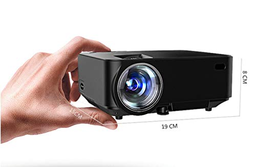 Household LED Mini Pico Projector Portable Projector