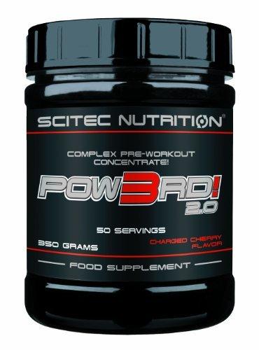 Scitec Nutrition Pow3rd Kirsche 350g