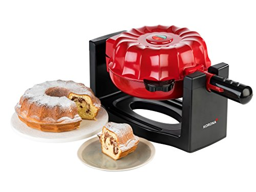 Korona Cake Maker 41060 - Kuchen backen in Gugelhupfform - Backautomat