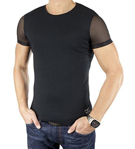 Jack & Jones Core T-Shirt Tee SS in 2 Farben Black
