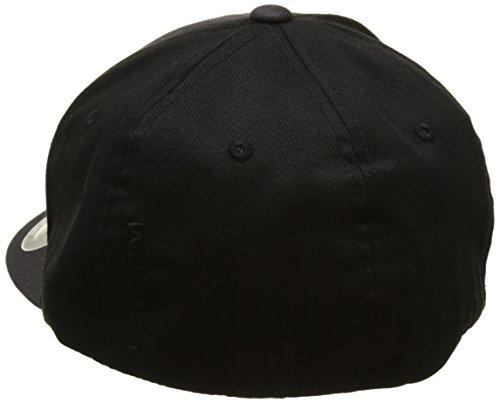 Volcom Unisex Schildmütze Full Stone Xfit Cap Baseballmütze Flexfit Grau Dirt Gold