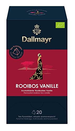 Dallmayr Teepyramide Rooibusch Vanille, 50g