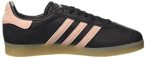 adidas Damen Gazelle Pumps Schwarz (Core Black/Vapour Pink/Gum)
