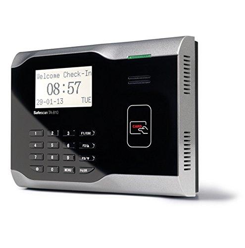 Preisvergleich Produktbild SAFESCAN-Arbeitszeiterfassung, für Ausweishalter, Schlüsselanhänger TA - 810