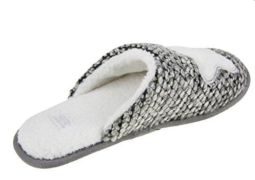 pantoufles femme fantaisie chaussons femme chaud chaussons. Black Bedroom Furniture Sets. Home Design Ideas