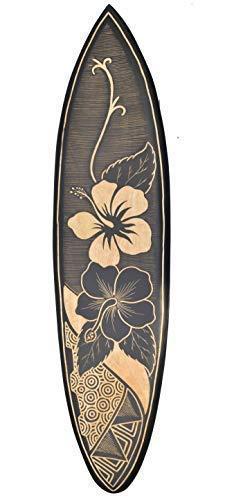 Interlifestyle Tabla Surf 100cm Flores Hibiscus
