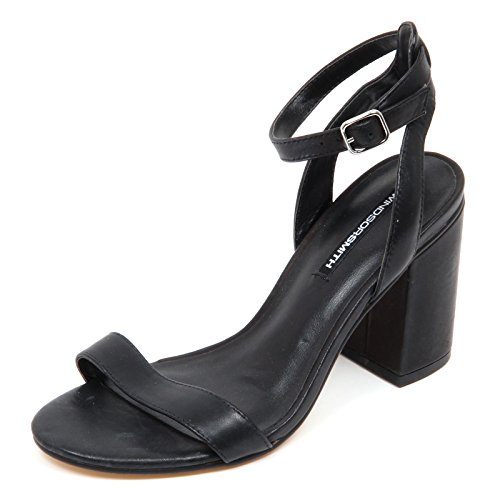 Windsor Smith D5356 (WITHOUT BOX) sandalo donna black shoe woman Nero