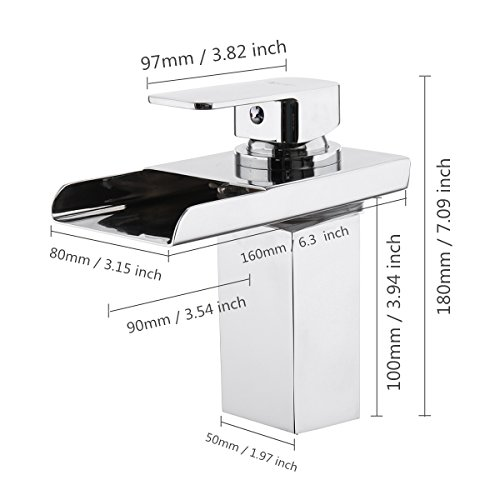 Tapcet LED Wasserhahn Armatur - 7