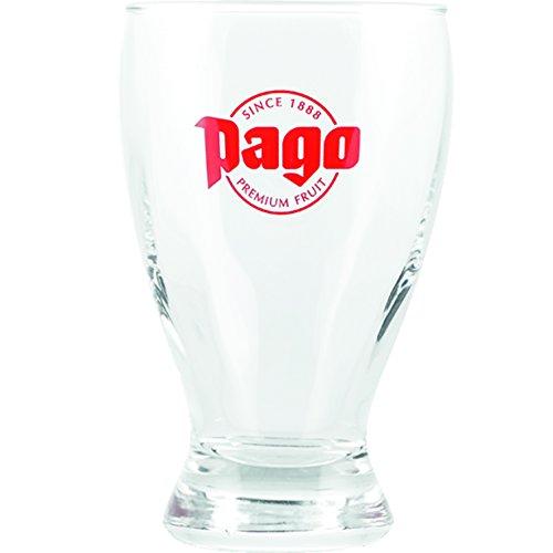 Preisvergleich Produktbild PAGO Gläser 12 Stück mit jeweils 0,15 Liter. NEU