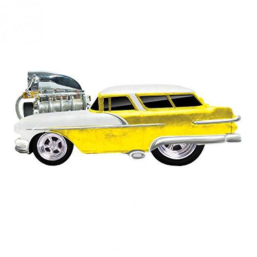 maisto-2043065-model-car-56-pontiac-safari-wagon-giallo-bianco-scala-1-18