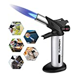 Best Dab Torches - FLOUREON Butane Torch Blow Torch Creme Brulee Torch Review