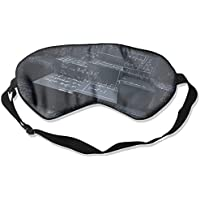 Eye Mask Eyeshade Math Cube Sleep Mask Blindfold Eyepatch Adjustable Head Strap preisvergleich bei billige-tabletten.eu