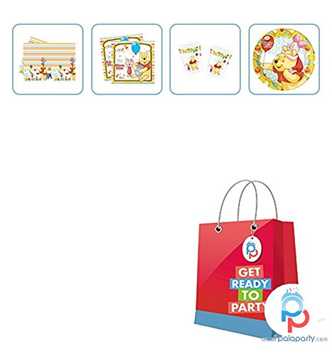 palaparty. COM – Kit für Party Kinder Winnie the Pooh
