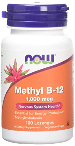 Now Foods, Methyl B-12, 1000 mcg, 100 Lutschtabletten (B12 Methyl Now)