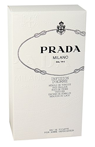Prada Infusion for Men Eau de Toilette – 50 ml