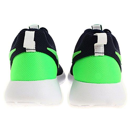 Nike Rosherun Scarpe da Corsa, Unisex Bambino Navy