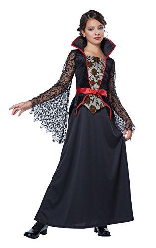 California Costumes Countess Bloodthorne Child Costume S