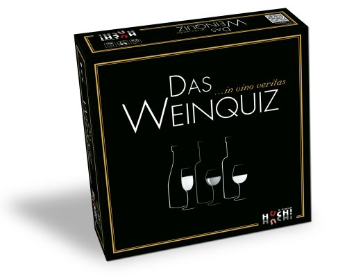Huch & Friends 878298 - Das Weinquiz
