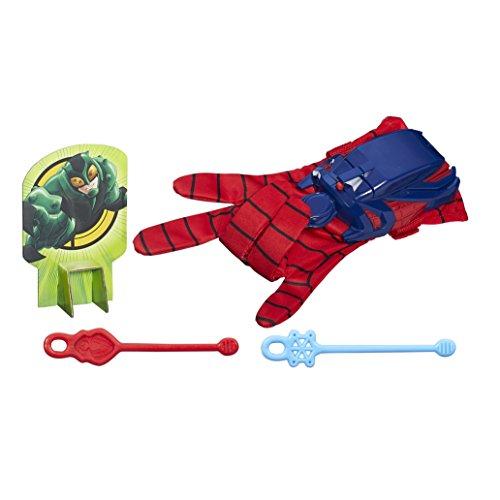 Marvel - Guanto di Spiderman con fionda per ragnatele