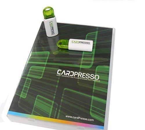 CardPresso XS ID-Karte Design Software