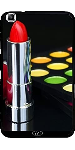 Case for Samsung Galaxy Tab3 8.0 SM-T310 - Colourful Lipstick Eyeshadow by Petra