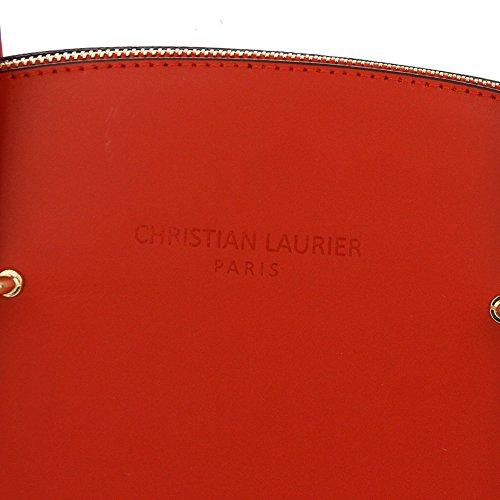 Christian Laurier Hill, Sac menotte pour Femme rouge