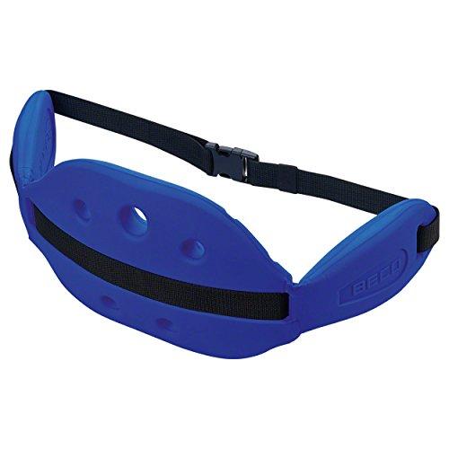Beco Erwachsene Bebelt Maxi Schwimmgürtel, Blau/Schwarz, L