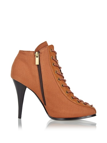 Janiko High-Heels Cabo Ankle Boots Camel
