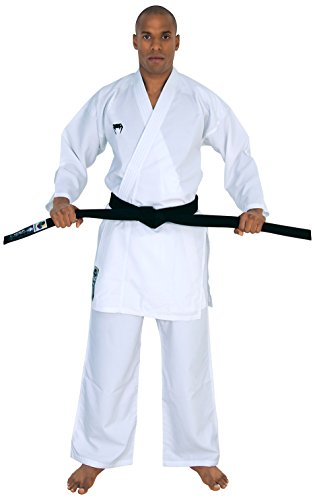 Venum Erwachsene Karateanzug Elite Kumite, Weiß, 170 cm