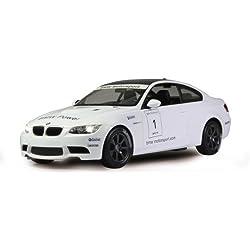 Jamara 40307027MHz 1/14Blanc BMW M3Sport Voiture de