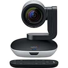 Logitech PTZ Pro Camera Video Conference System, PC/Mac (Refurbished) cámara para Deporte de acción