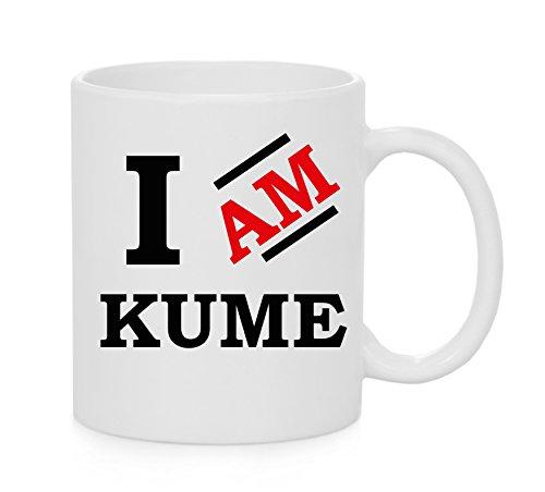 I am Kume tazza ufficiale