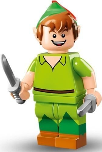 6 Collectible Minifigure - Peter Pan (71012) by LEGO ()