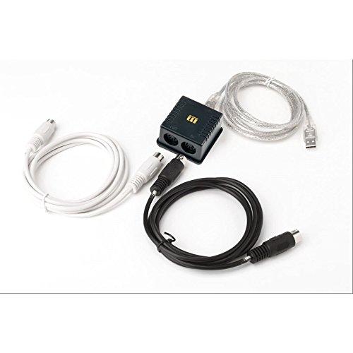 Miditech MIT-00128 Midiface 2x2Midi-Interface