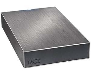 LaCie Minimus externe Festplatte 3TB (8,9 cm (3,5 Zoll), USB 3.0) grau