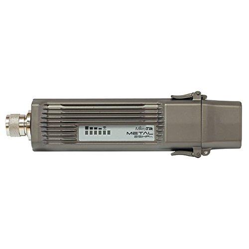 MikroTik RouterBoard Metal 2SHPn (RouterOS Level 4) mit PoE-Injektor und Netzteil