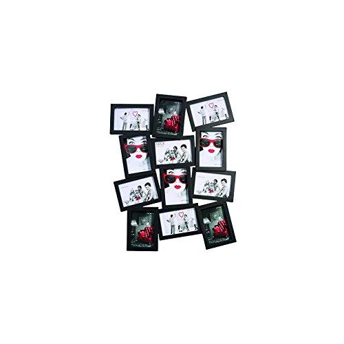 Pêle-Mêle Erica Dan pour 12 photos 10x15 - Noir