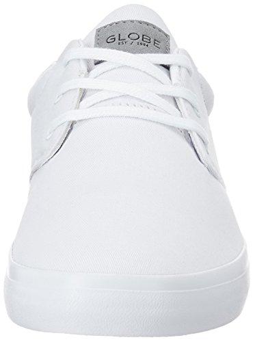 Globe Herren Willow Low-Top Weiß (White/white)