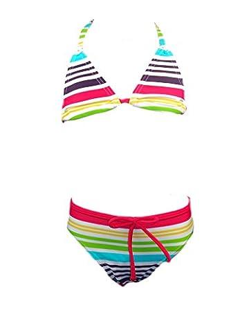 Step In Mädchen Bikini, 9257, multicolor, Gr.
