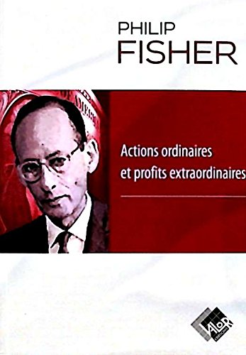 Actions ordinaires et profits extraordin...