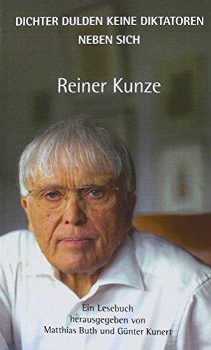 Reiner Kunze - Dichter dulden keine Diktatoren neben sich
