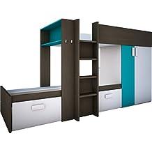 suchergebnis auf f r hochbett netz. Black Bedroom Furniture Sets. Home Design Ideas