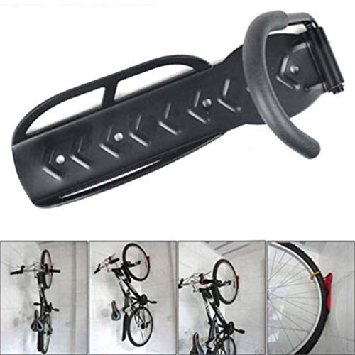 Wand Fahrradhalter - Stahl Fahrrad Wandhalterung - Fahrrad Haken - Fahrradständer 30Kg