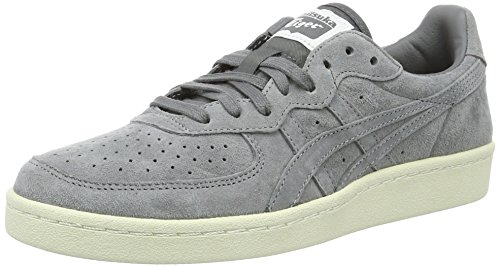 Asics GSM - Baskets Basses - Mixte Adulte Gris
