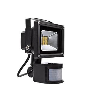 2-pack-20W-Waterproof-SMD-PIR-Motion-Outdoor-Sensor-Floodlight-Security-Spot-Lights-IP65-LED-Warm-White-85-265V-AC