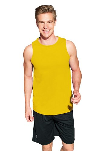 Promodoro Tank Top Athletic-T 1050, Größe:5XL;Farbe:Gold 5XL,Gold (Farbe Top, Tank Athletic)
