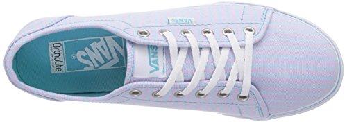 Azul listras Rowan Fm8 Vans Damen Mehrfarbig Sneakers fxSYqCB