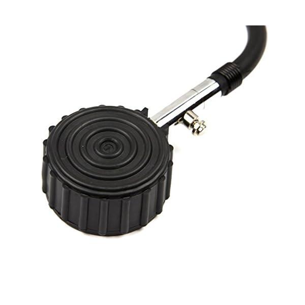 Medidor de Presión de Neumáticos Inflador Manómetro de alta Precisión para la Descarga de gas de la Motocicleta del Auto